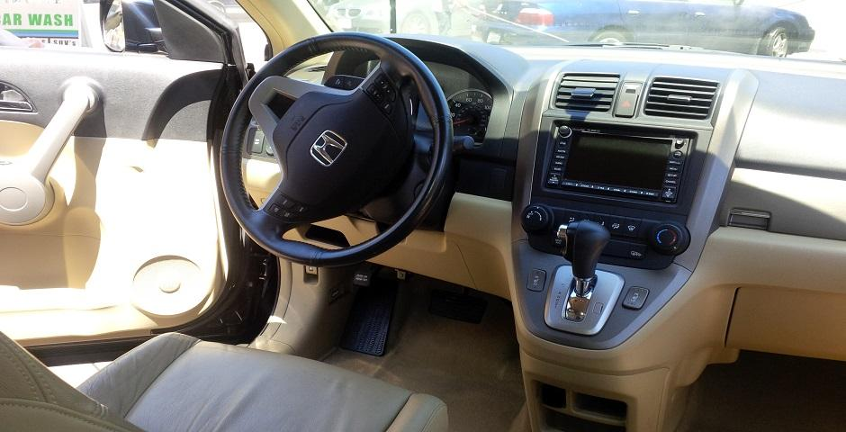 Honda Interior Detailing